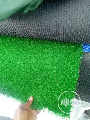 High Quality Artificial Green Grass Carpet.   Garden for sale in Lagos State, Ikeja