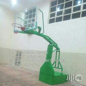 Standard Olympics Basketball Upright Stand | Sports Equipment for sale in Lagos State, Ikeja