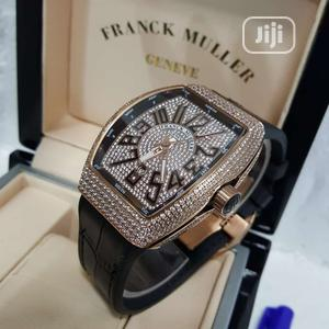 Top Quality Frank Muller Luxury Designer Time Piece | Watches for sale in Lagos State, Magodo