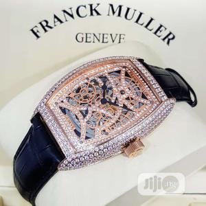 Franck Muller Luxury Designer Time Piece | Watches for sale in Lagos State, Magodo
