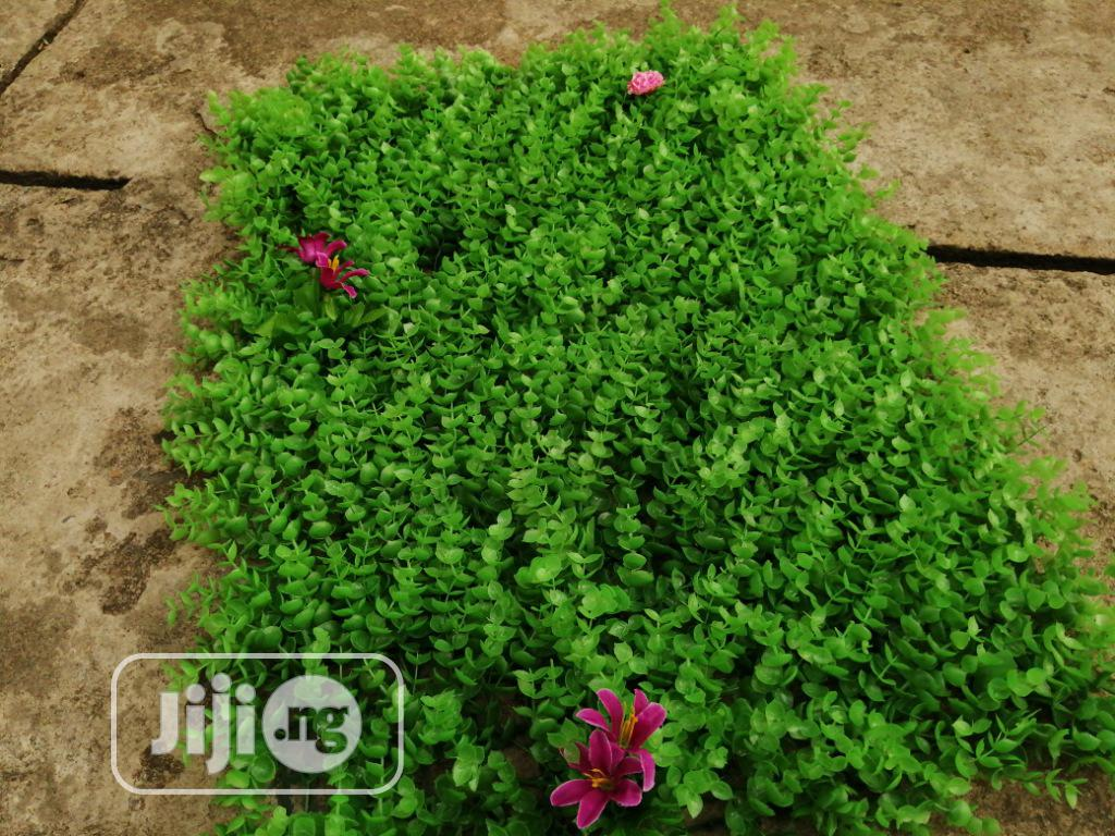 Artificial Wall Creeping Flower For Playground Decorations