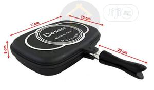 Dessini Original Die Cast Double Grill Pan | Kitchen & Dining for sale in Lagos State, Yaba