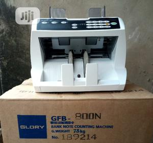 Brand New Original Glory Note Counting Machine Model Gfb. 800n | Store Equipment for sale in Lagos State