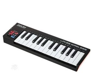Akai Professional LPK25 2 Octave Midi Keyboard Controller   Musical Instruments & Gear for sale in Lagos State, Ikeja