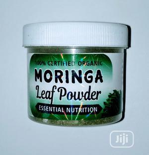 Moringa Leaf Powder (100% Organic) | Vitamins & Supplements for sale in Lagos State, Surulere