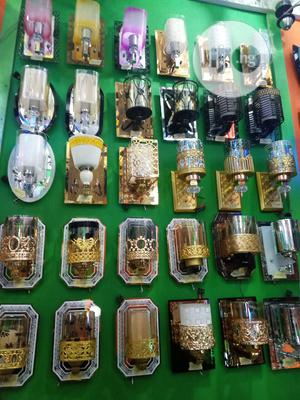 Good Quality Glass Wall Bracket Light Gold | Home Accessories for sale in Lagos State, Lekki