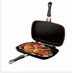 Dessini Double-sided Non-stick Oil Free Grill Pan,36cm | Kitchen Appliances for sale in Lagos State, Lagos Island (Eko)