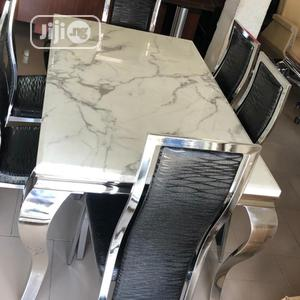 Imported Marble Dining Table | Furniture for sale in Lagos State, Lekki
