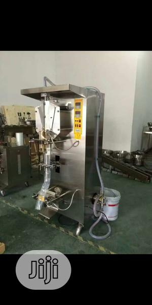 Liquid Packaging Machine Stainless Steel. High Quality   Manufacturing Equipment for sale in Lagos State, Victoria Island