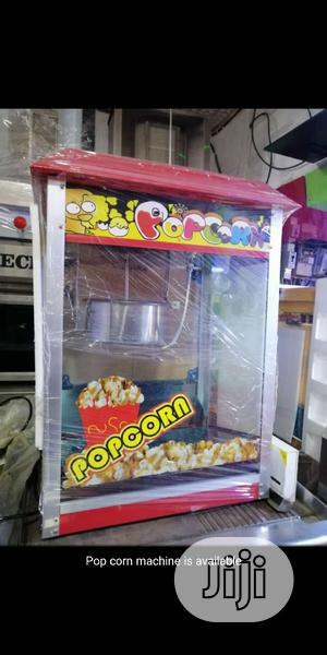 Popcorn Machine. High Quality Equipments | Restaurant & Catering Equipment for sale in Lagos State, Yaba