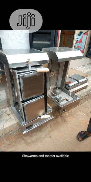 Shawarma Machine And Toaster | Restaurant & Catering Equipment for sale in Lagos State, Yaba