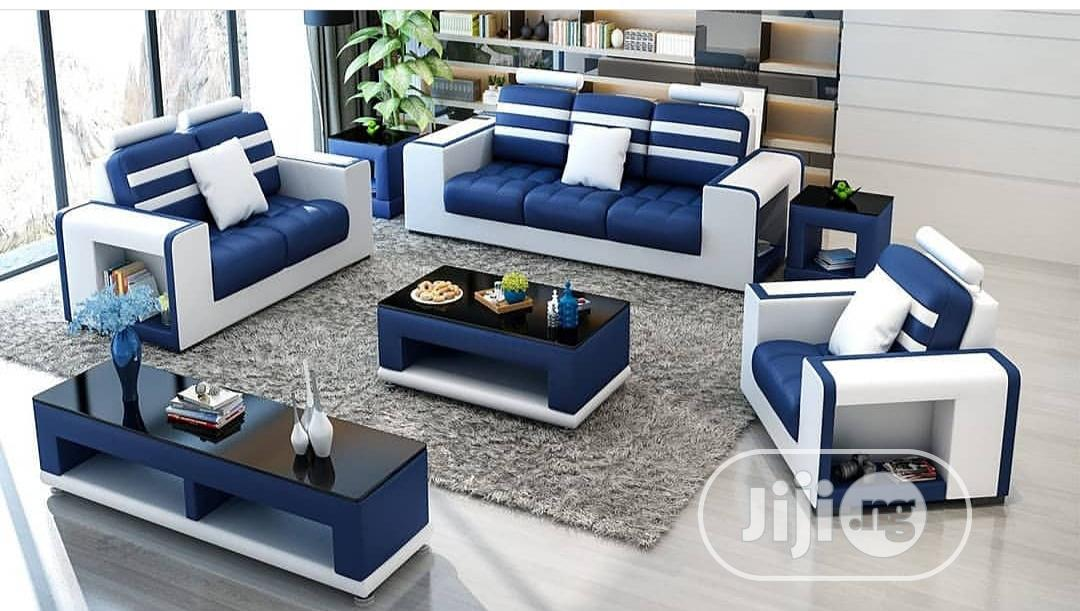 Executive Complete Living Room Set In, Living Room Furnitures
