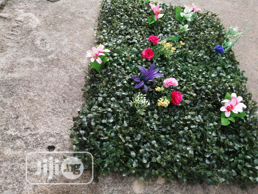 Synthetic Wall Creeping Plants For Classroom And Staff Rooms Decor