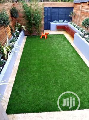 Original Artificial Green Grass Carpet for Home Garden.   Garden for sale in Lagos State, Ikorodu