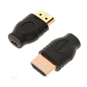 Micro Female To Hdmi Male Adapter   Computer Accessories  for sale in Lagos State, Ikeja