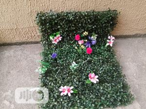 Artificial Green Creeping Wall Plant Panel Major Sellers In Lagos | Garden for sale in Lagos State, Ikeja