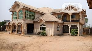 6 Bedroom Duplex With a Room Self Contain 2bedroom BQ at GRA | Houses & Apartments For Sale for sale in Edo State, Benin City