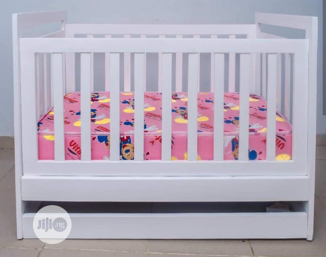 Premium Baby Crib