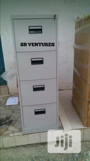 4 Step Drawer Office Cabinet | Furniture for sale in Lagos State, Isolo