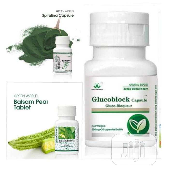 Green World Diabetes Solution