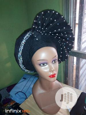 Latest Gele For The Bride | Clothing Accessories for sale in Lagos State, Ifako-Ijaiye