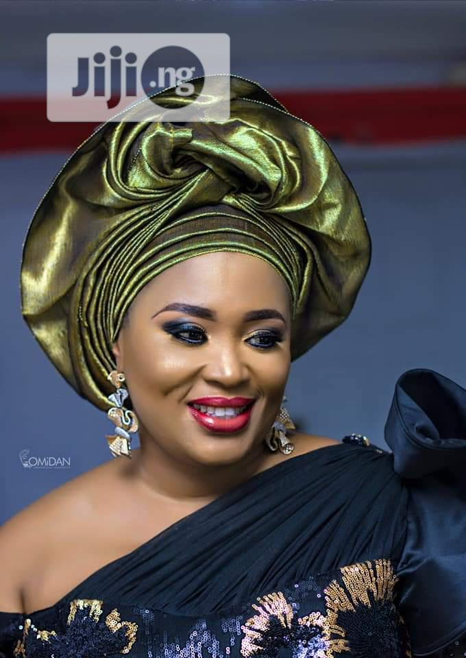 Latest Gele For The Bride | Clothing Accessories for sale in Ifako-Ijaiye, Lagos State, Nigeria