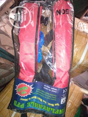 150N Crewsaver Automatic Inflatable Life Jacket | Safetywear & Equipment for sale in Lagos State, Lagos Island (Eko)