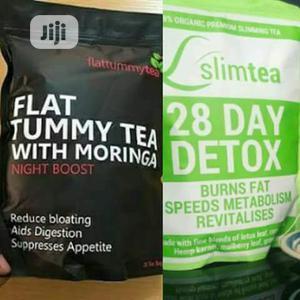 28 Days Detox Slim Tea   Vitamins & Supplements for sale in Lagos State, Ikeja