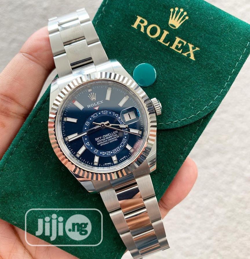 Luxury Rolex Designer Time Piece