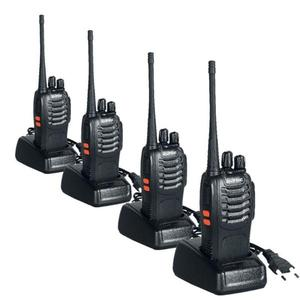4pcs Walkie Talkie Baofeng   Audio & Music Equipment for sale in Lagos State, Ikeja