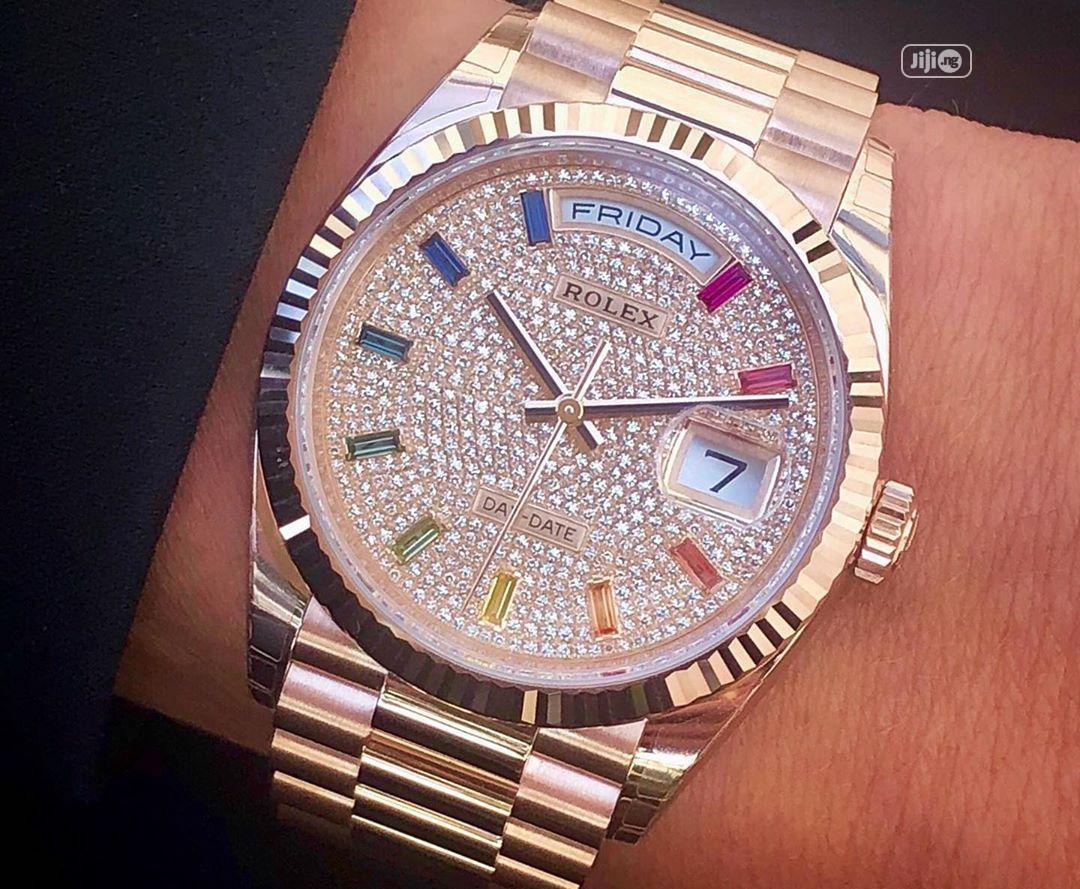Day-Date Presidential Rolex Designer Time Piece