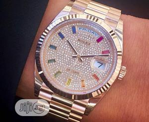 Day-Date Presidential Rolex Designer Time Piece | Watches for sale in Lagos State, Magodo