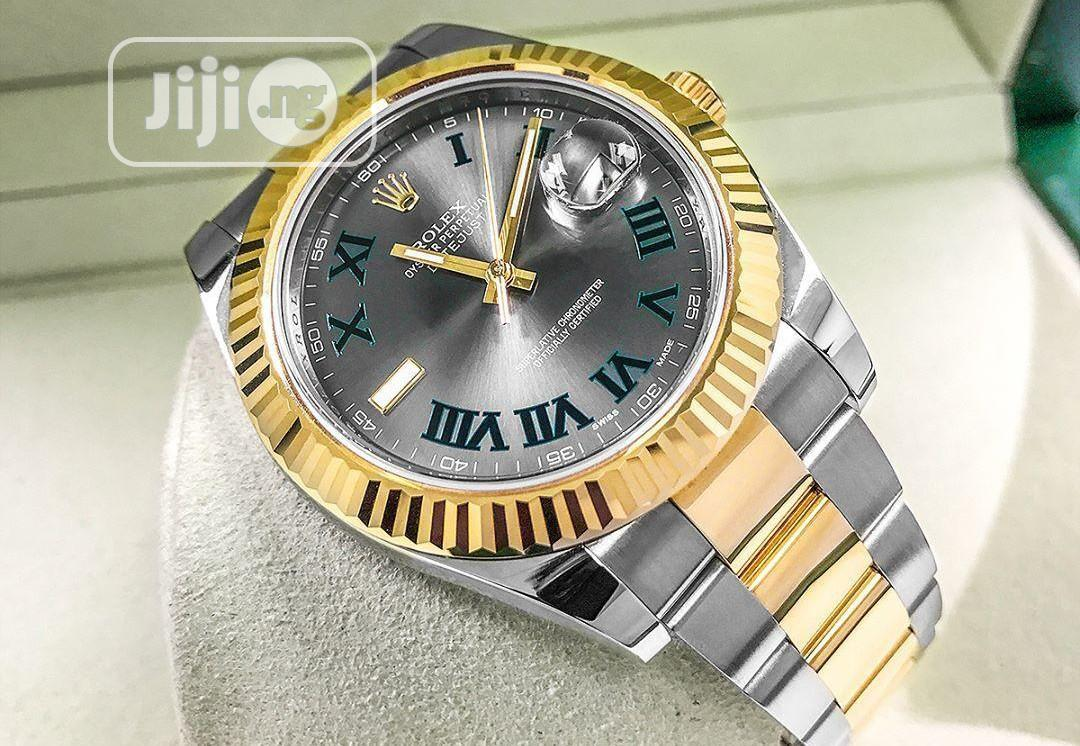 Day-Date Presidential Rolex Designer Time Piece | Watches for sale in Magodo, Lagos State, Nigeria