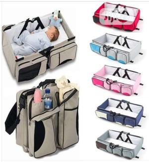 Baby Bag and Bed With Net and Toy   Children's Furniture for sale in Lagos State, Ikeja