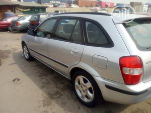 Mazda 323 2002 1.6 Silver   Cars for sale in Lagos State, Amuwo-Odofin