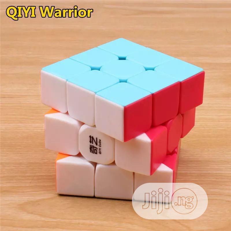 Qiyi Rubik Cube Stickerless Professional 3x3x3 Toy