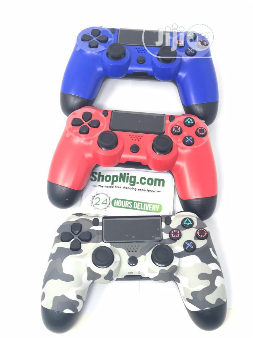 Wireless Pad PS4