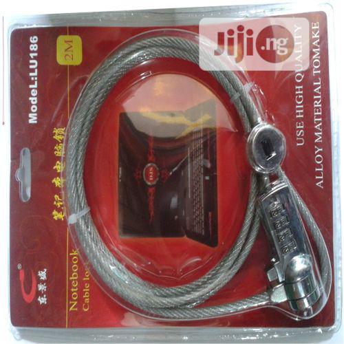 Laptop Lock- LU186 2M
