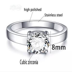 Dawn Steel Engagement Rings | Wedding Wear & Accessories for sale in Delta State, Warri