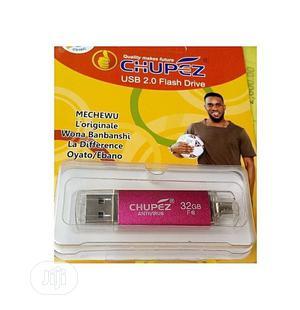 Chupez Dual Purpose OTG Flash Drive - 32GB | Computer Accessories  for sale in Lagos State, Ikeja