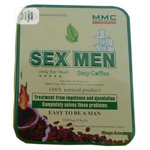 Sex Men Coffee -It Enhances Men's Sexual Capability | Sexual Wellness for sale in Lagos State, Lekki