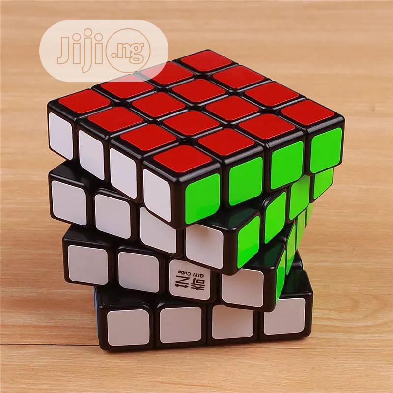 Qiyi Rubik's Cube Toy 4x4x4 Professional Magic Cube Toy