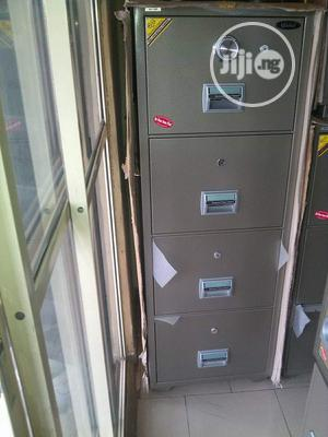 Italian Office Fireproof Safes Analog 4 Drawers   Safetywear & Equipment for sale in Lagos State, Lagos Island (Eko)