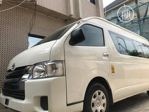 Toyota HiAce 2018 White | Buses & Microbuses for sale in Lagos State, Gbagada
