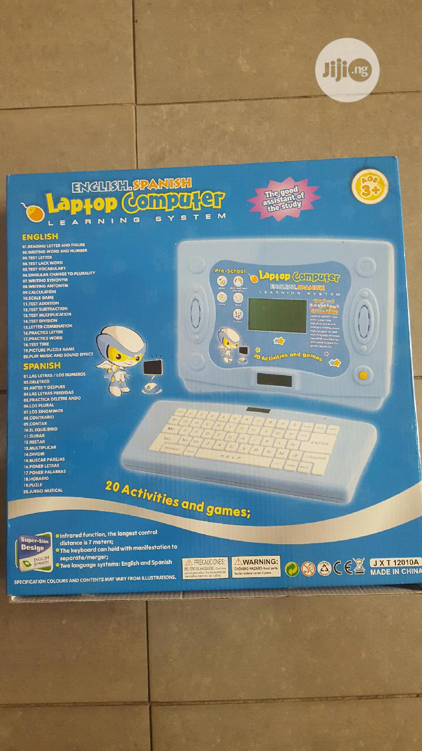 Laptop Computer Learning   Toys for sale in Surulere, Lagos State, Nigeria