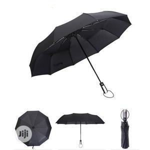 3 Way Folding Umbrella Automatic Open Close Umbrella | Clothing Accessories for sale in Lagos State, Lagos Island (Eko)