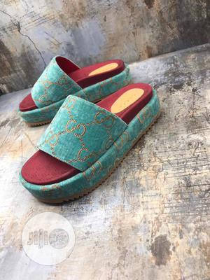 Gucci Designers Slip on for Ladies | Shoes for sale in Lagos State, Magodo