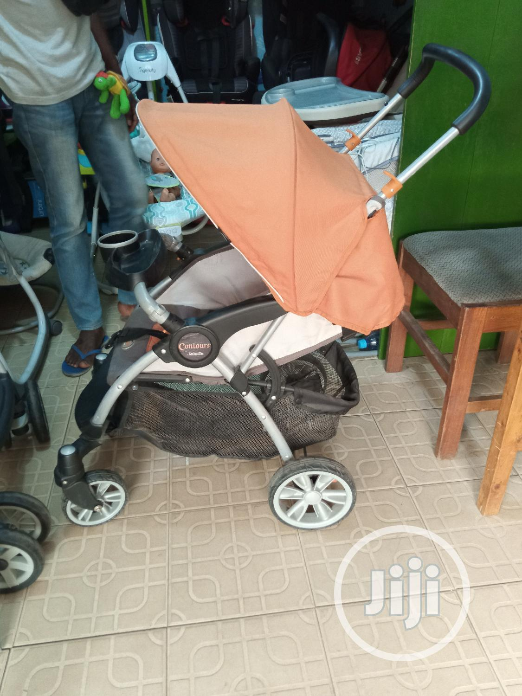 Tokunbo Uk Used Baby Stroller | Prams & Strollers for sale in Ikeja, Lagos State, Nigeria