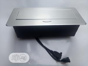 Table and Wall Mounted Cable Management Box | Accessories & Supplies for Electronics for sale in Lagos State, Surulere