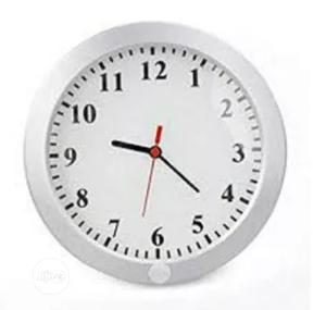 Security Spy Wall Clock Camera   Security & Surveillance for sale in Lagos State, Ikeja